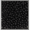 Wooden Bead Round 8mm Black